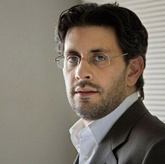Danny Cohen, the BBC's director of television. (Image from twitter.com/dannycohen)