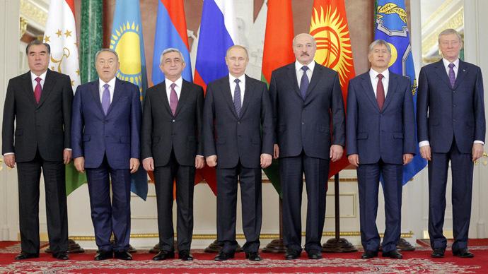 Putin gives nod to Armenia joining Eurasian Economic Union