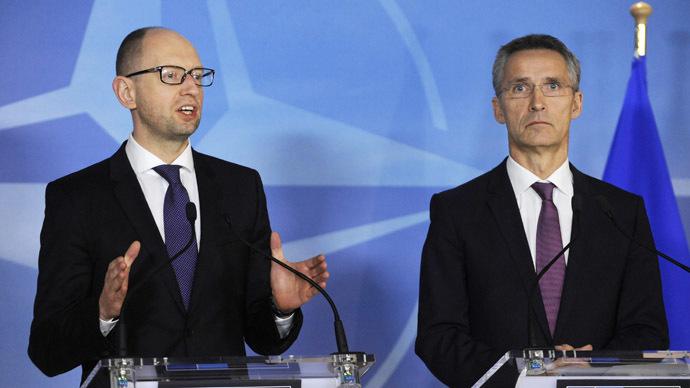 'Counterproductive': Ukraine seeking NATO membership 'a false solution', says Russia
