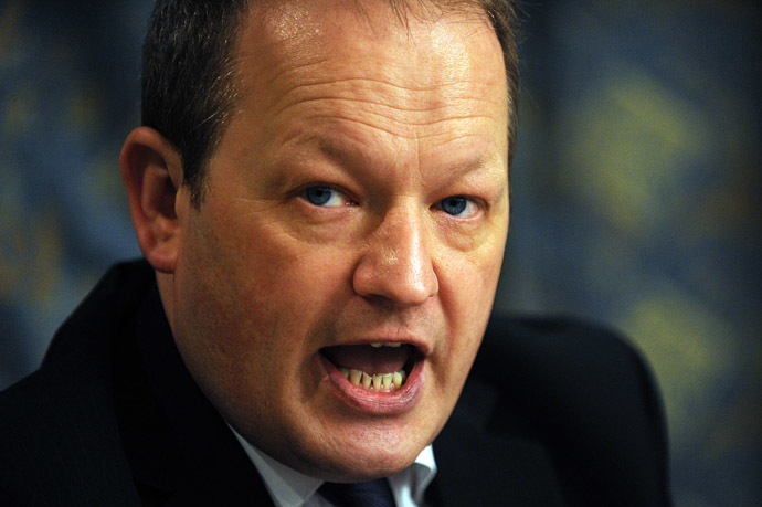 Simon Danczuk, Labour MP. (AFP Photo/Ishara S.Kodikara)