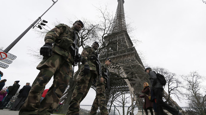 Xmas Alert: France to deploy 300 extra soldiers amid recent attacks