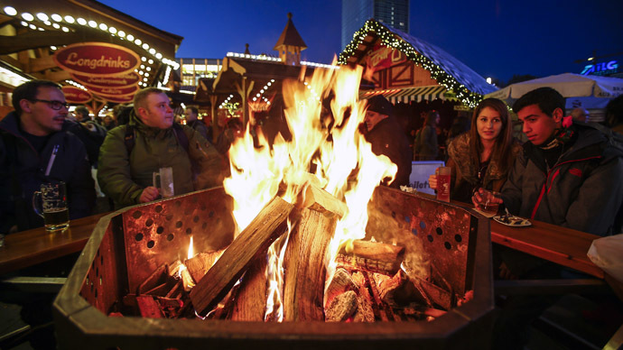 30-meter flame engulfs 'cursed' Christmas market in Berlin