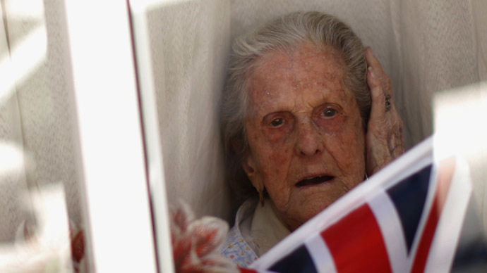 Outsourced state care: Vulnerable UK pensioners choose between eating or using the toilet