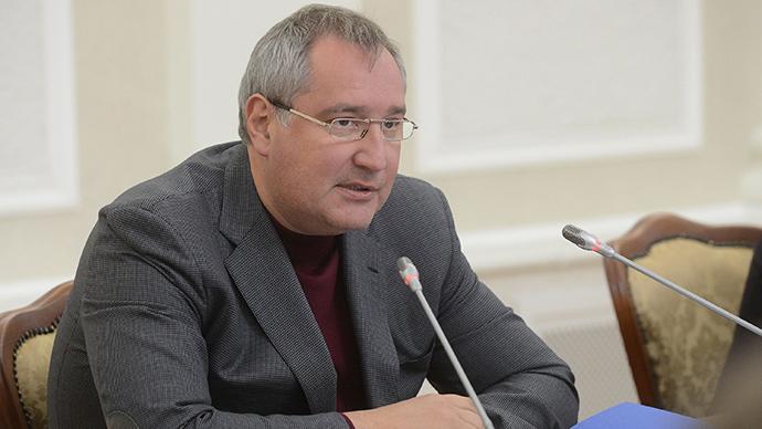Russian Deputy Prime Minister Dmitry Rogozin (RIA Novosti / Sergey Mamontov)