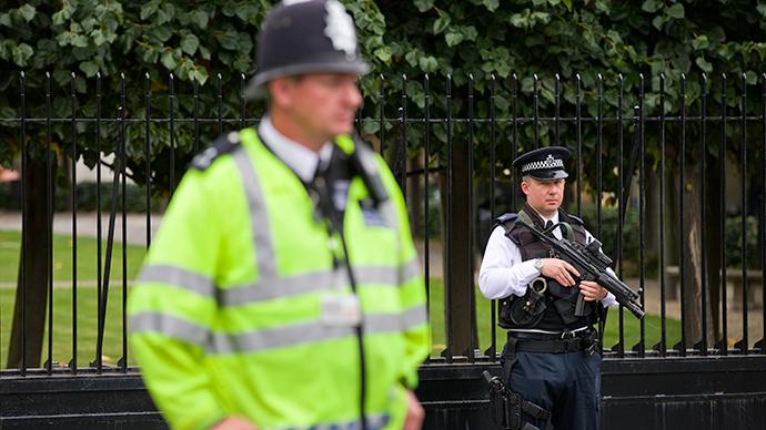 British police prepare for Christmas 'lone wolf' terror attacks