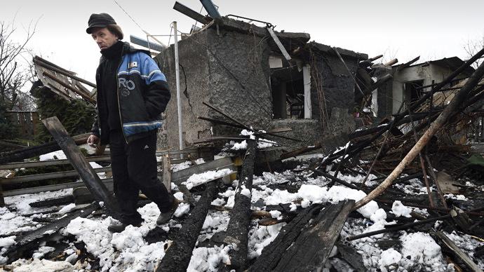'Difficult' new Ukraine peace talks begin in Minsk as Kiev sets course for NATO