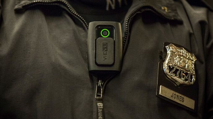 Body cameras reduce police use-of-force, citizen complaints - study