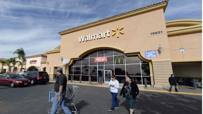 Walmart forced to increase minimum wage at 33% of US stores