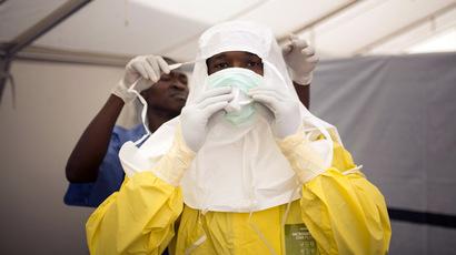 Ebola nurse cleared to fly by Heathrow, screening procedure slammed
