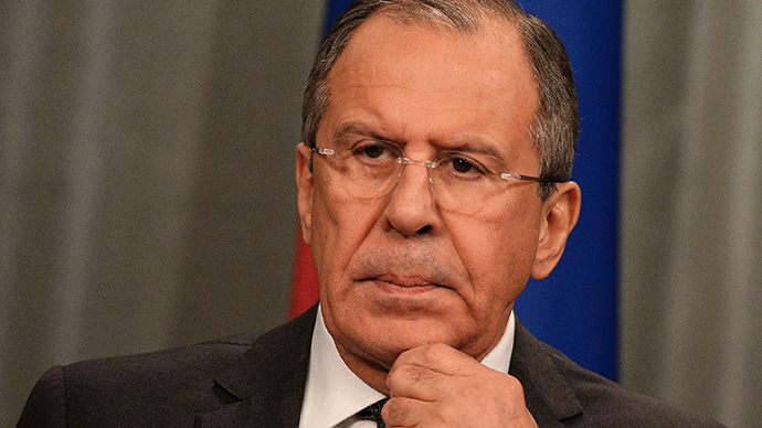 Russian FM Lavrov urges major constitutional reform in Ukraine