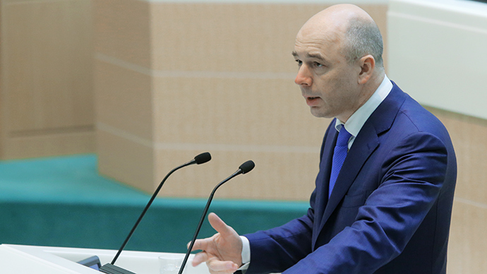 ​Ruble's 'perfect storm' over – finance minister