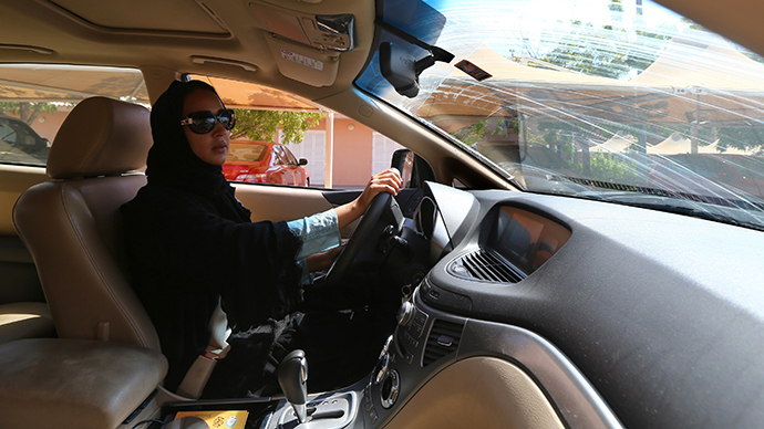 Anti-driving-ban activists in Saudi Arabia 'to face terrorism tribunal'