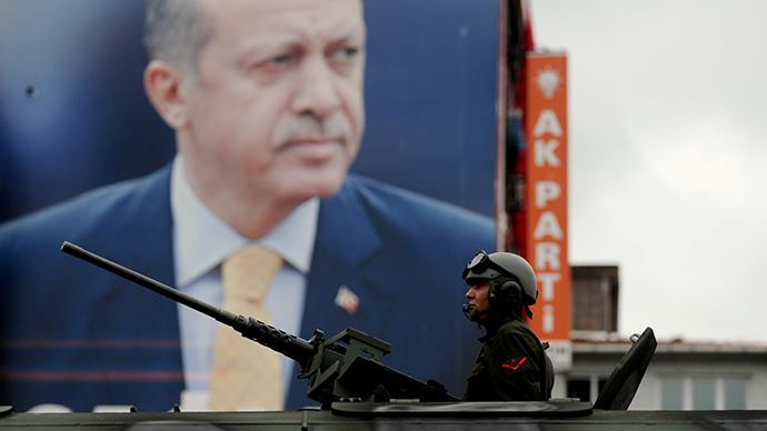 Turkish teenager arrested 'for insulting Erdogan' – media