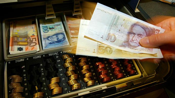 Germans hoard €6.6 billion worth of obsolete Deutschmarks
