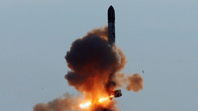 Russian 'ABM killer' intercontinental missile to enter service in 2016