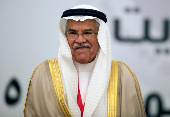 Saudi oil minister Ali Al-Naimi (AFP Photo/Yasser Al-Zayyat