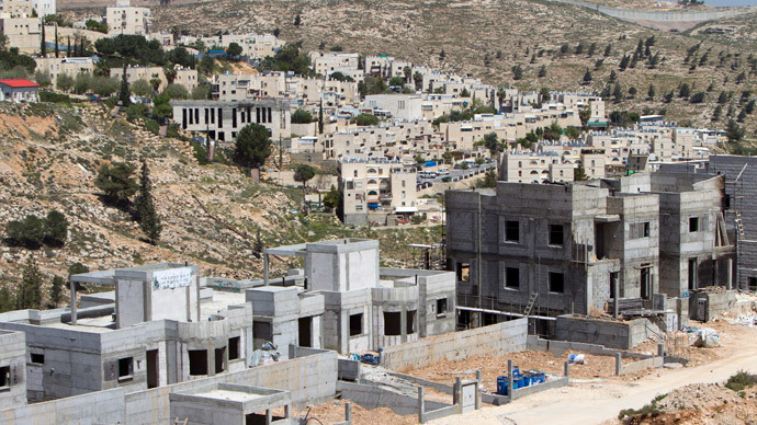 ​Creeping construction: Israel to build 600 new settlements in the West bank