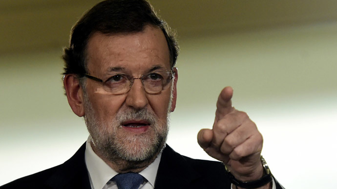 ​Spain to 'takeoff' in 2015 after years of financial pain – Prime Minister
