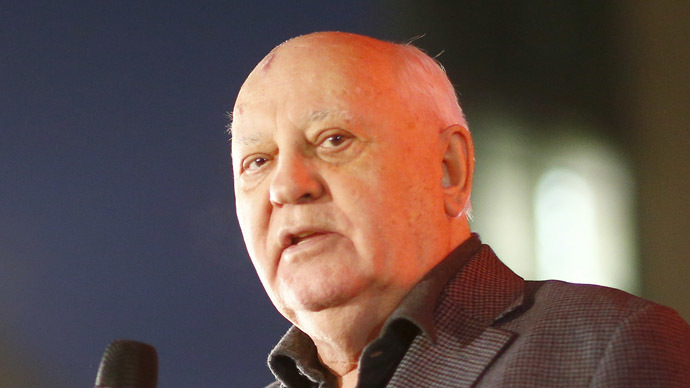 Gorbachev: Putin saved Russia from disintegration