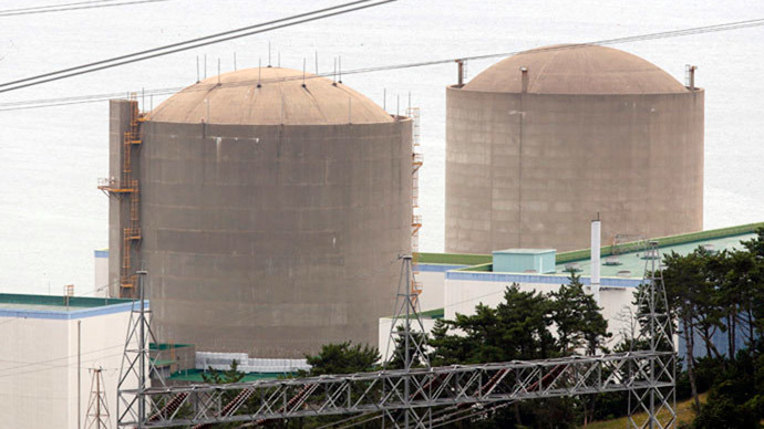 2 reactors closed after deadly gas leak at hacked S. Korean nuclear plant