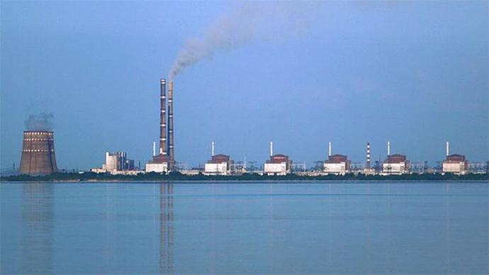 Emergency shutdown at Ukraine's largest nuclear power plant
