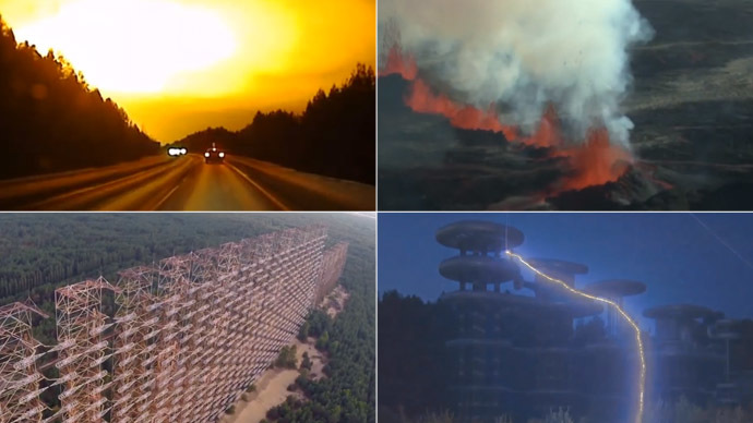 2014 as we saw it: Top 10 SCIENCE & NATURE videos of the year