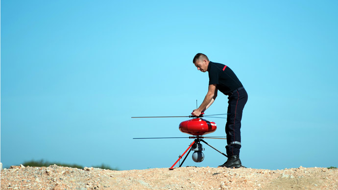 Wings clipped? US to regulate drone usage in 2015