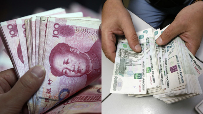 Ditching Us Dollar China Russia Launch Financial Tools In Local Currencies