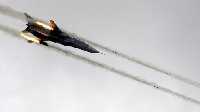 Argentina and UK Falklands spat spiced up by Russian jets
