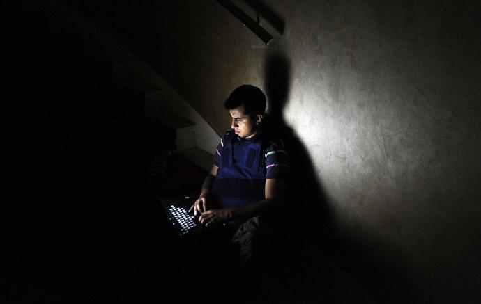 Reuters/Paul Hackett
