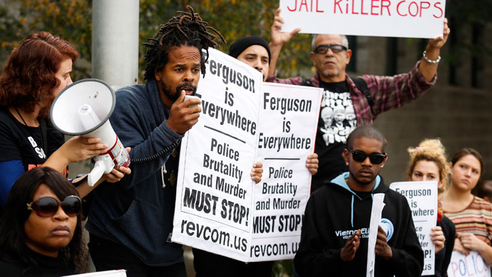 Autopsy reveals LAPD shot unarmed black man Ezell Ford in back, side, arm