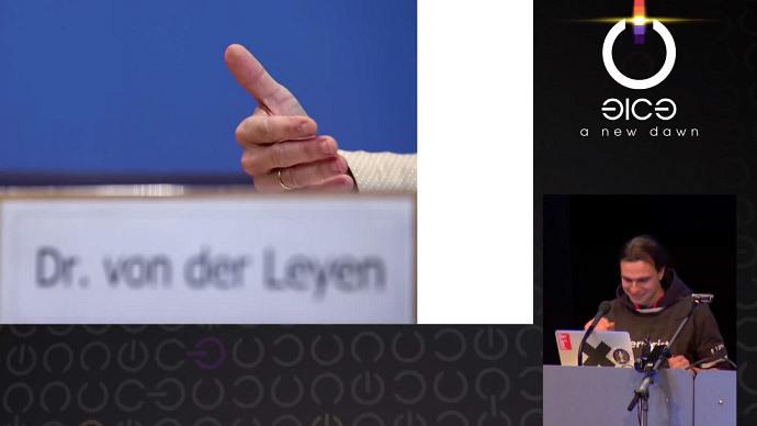 Hacker steals fingerprint from photo, suggests politicians wear gloves in public