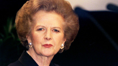 Chemical Maggie: Thatcher considered chem weapons stockpile in Cold War standoff