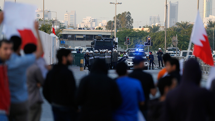 #BahrainSchism: Anti-government protests break out after arrest of Shia opposition leader