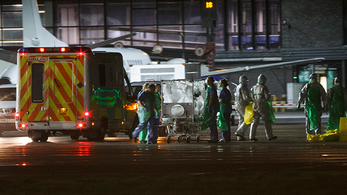 2nd suspected Ebola patient tested negative in Scotland