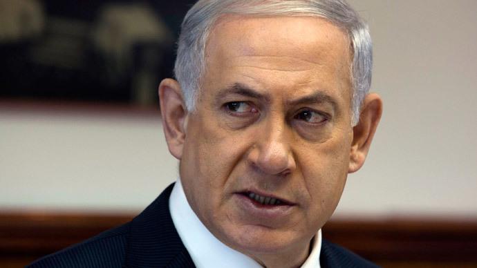 Israel's Prime Minister Benjamin Netanyahu (Reuters / Menahem Kahana)