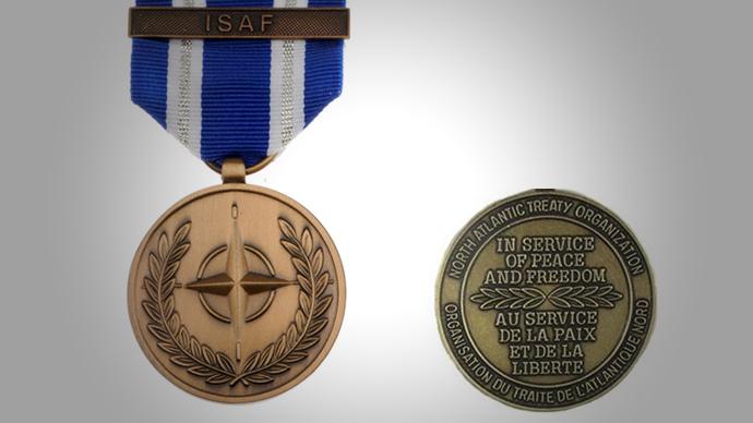'Ashamed to have served criminals': Czech veteran returns NATO medals