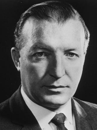 Former Irish Taoiseach (Prime Minister), Charles Haughey.
