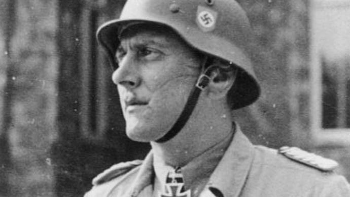 Hitler's henchman: From Nazi soldier to Irish farmer