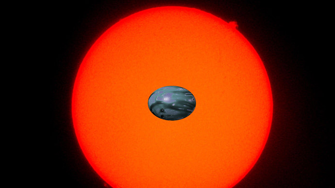 Researchers open hunt for 'stretched out', deformed exoplanets