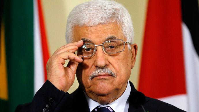 Palestinian President Mahmoud Abbas.(Reuters / Siphiwe Sibeko)