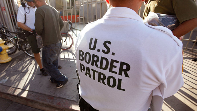 More non-Mexicans than Mexicans caught at US border in 2014