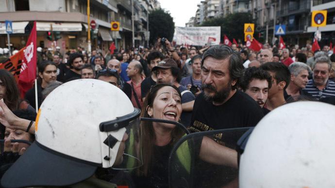 Greek 'political blackmail' of EU won't work anymore, says top Merkel party member
