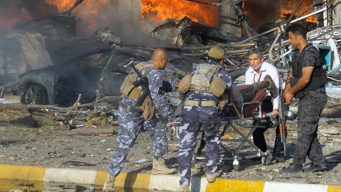 Civilian death toll in Iraq doubles to 17,000 in 2014 'due to rise of ISIS'