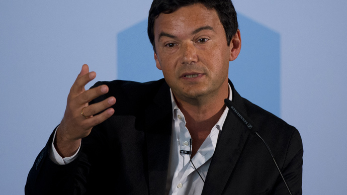 Star economist Piketty refuses France's highest award, slams government