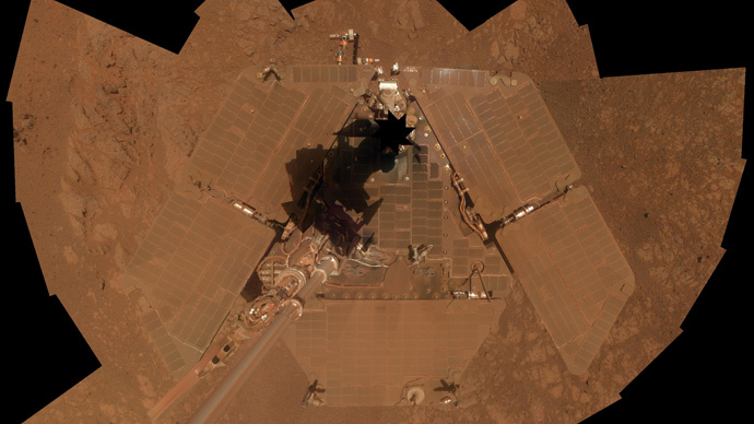 NASA's Mars rover Opportunity suffering from 'amnesia,' fix planned