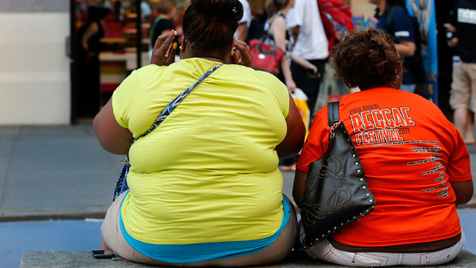 ​Fat and healthy? Study suggests obesity doesn't have to be problematic