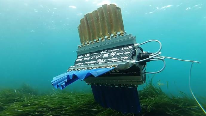 Life Aquatic: Swiss students roll out cool, fish-like robot (VIDEO)