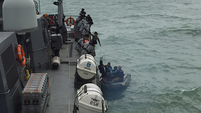 Weather blamed as 'triggering factor' in AirAsia crash