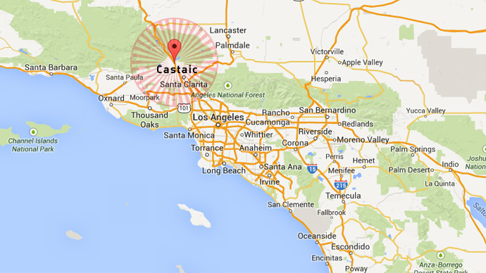 2 quakes with more than a dozen aftershocks strike north of Los Angeles